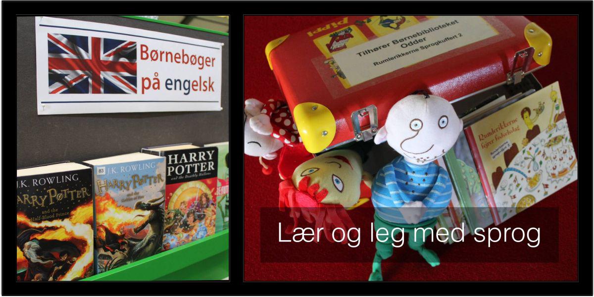 Lær og leg med sprog