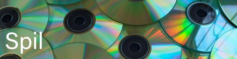 Billede af CD-skiver