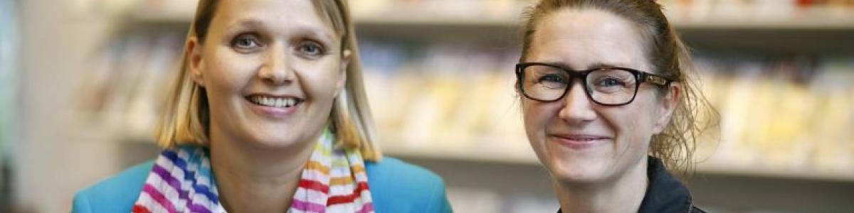 Malene Munk & Gitte Buur