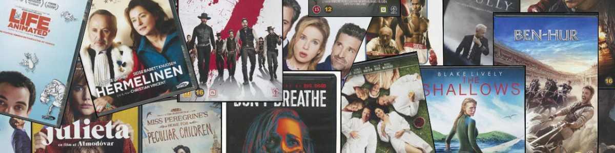 Nye DVDer 2017