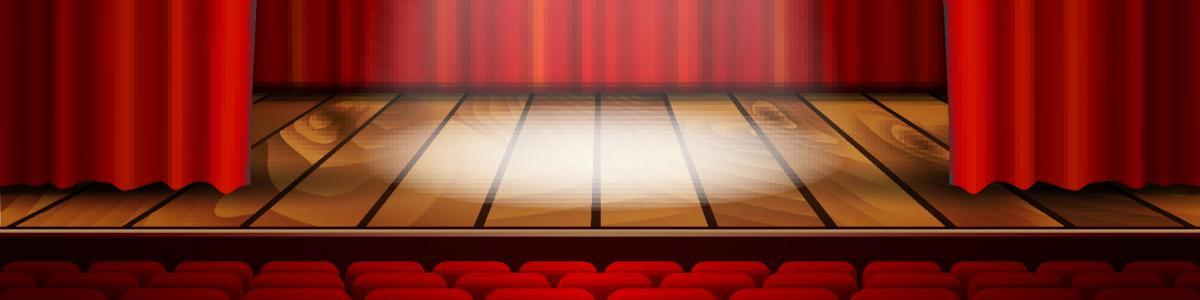 Teatertæppe