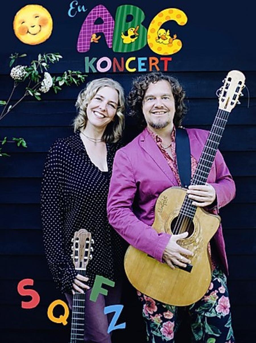 Palle Windfeldt og Sille Grønber