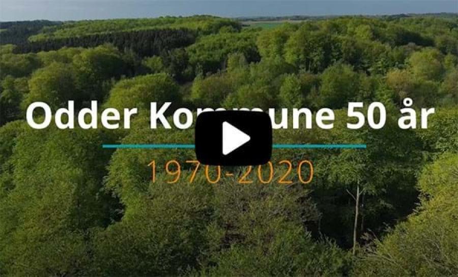 Odder Kommune 50 år - 1970-2020